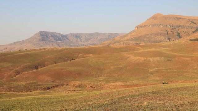 South Africa - uKhahlamba-Drakensberg Park