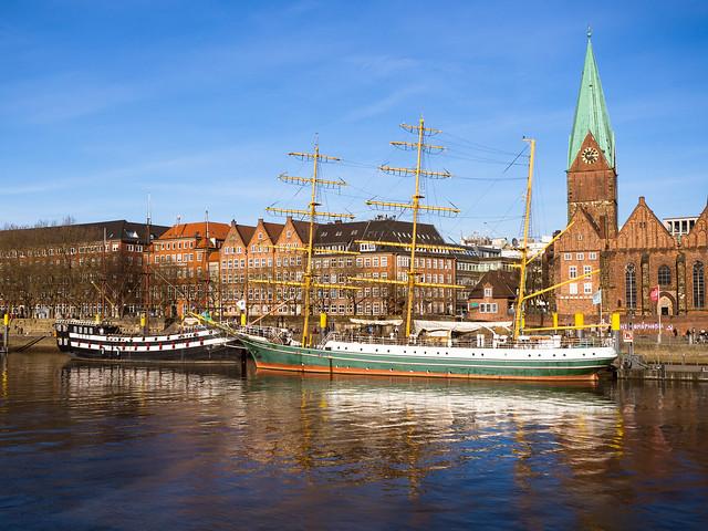 Bremen - maritim - 1