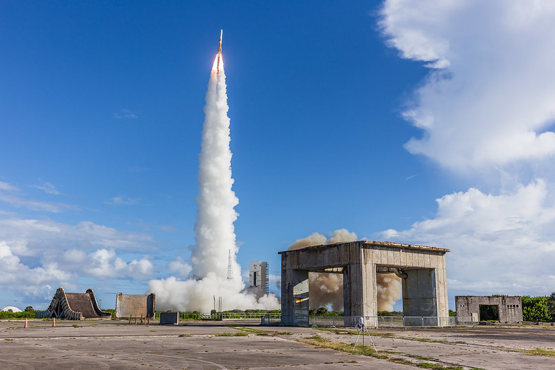 GPS 3 Delta IV Launch