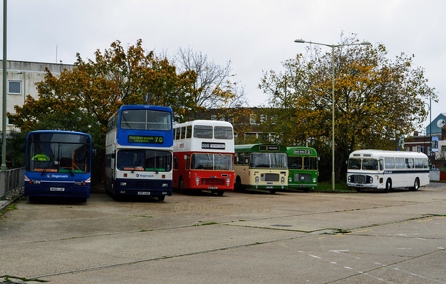 Gosport Bus Station