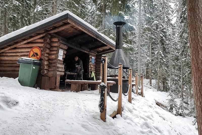 Kukulinreitti, Etelä-Suomen talviretkeilyreitit
