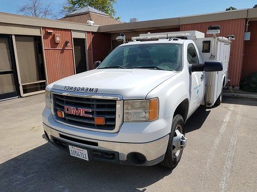 GMC - Emergency Response Truck - UCSD