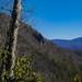 Hidden Lake Trail View of Whitehouse Cliffs