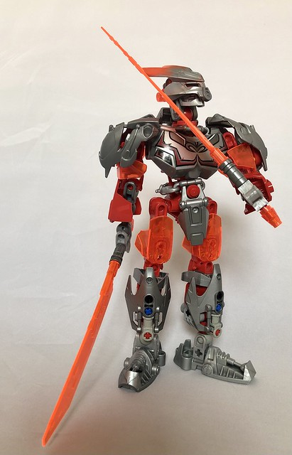 Unknown Toa of Fire
