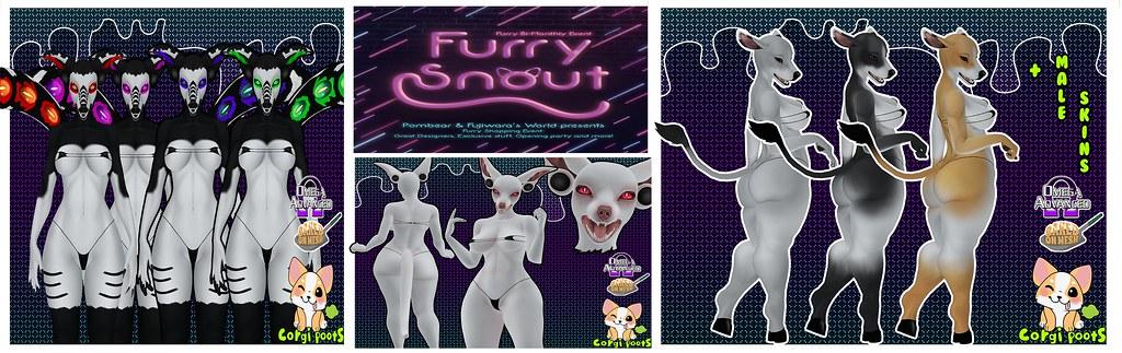 Furry Snout Event Promo