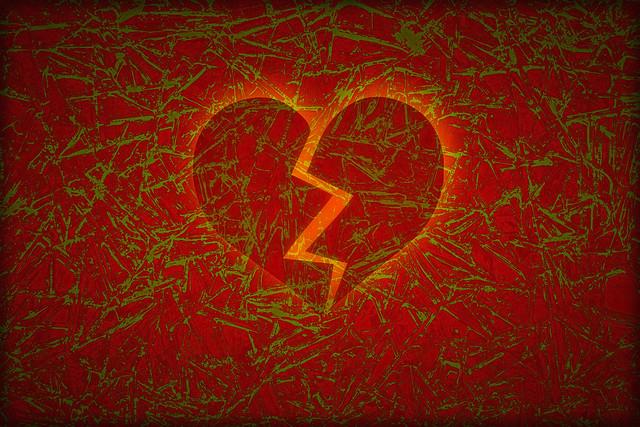 PIECES OF A BROKEN HEART
