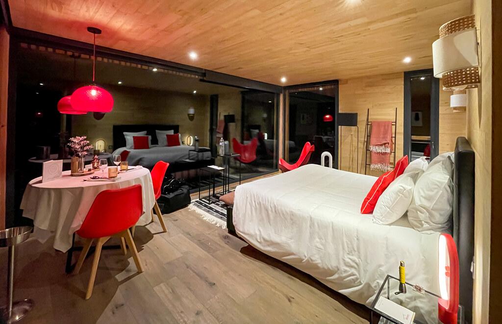 Chambre au Loire Valley Lodge