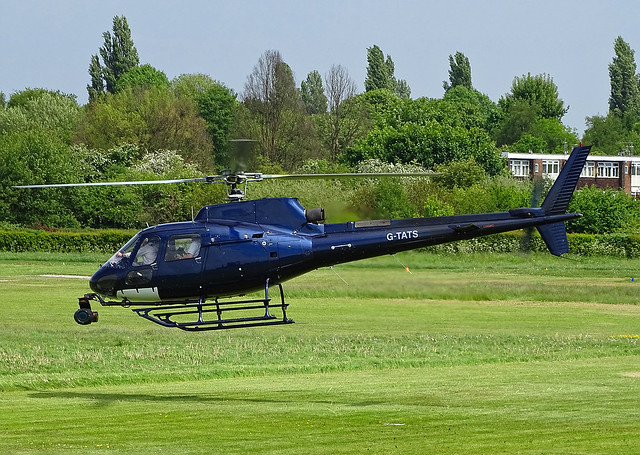 G-TATS Aerospatiale AS.350 Ecureuil