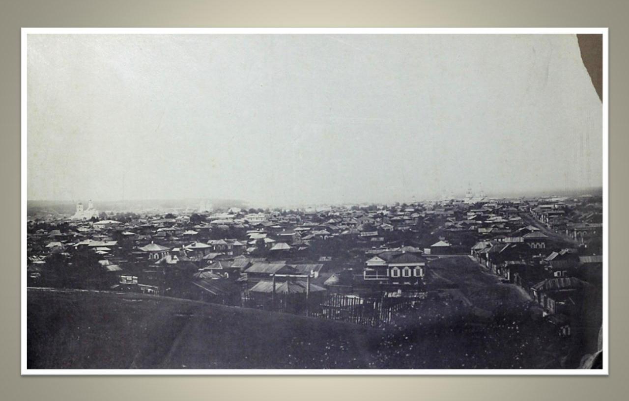 01. Вид города с Иерусалимской горы