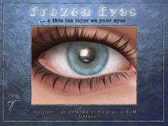 Tville - Frozen Eyes