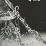 Sun, 2021-02-28 14:46 - This ad for Schweppe's Soda Water appeared in the 13 September 1941 issue of The Sphere.