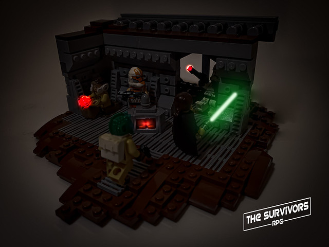 [The Survivors RPG] Log 5 - Deep in the Mud