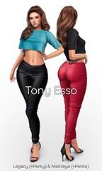 Tony Esso - Sandy Set