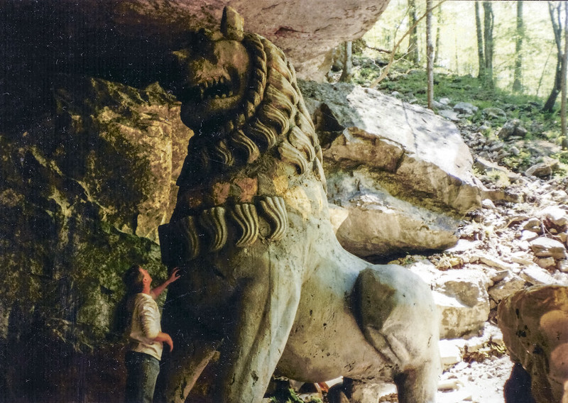 Jungle Book Filming, Lost Creek area, White County, Tennessee 4