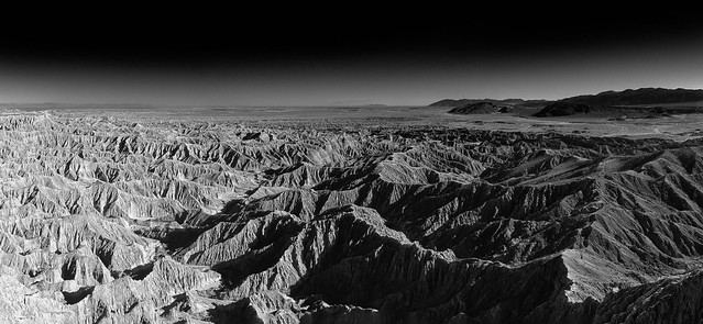 fonts point pano. anza-borrego desert, ca. 2000.