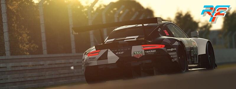 rFactor 2 Porsche GT3