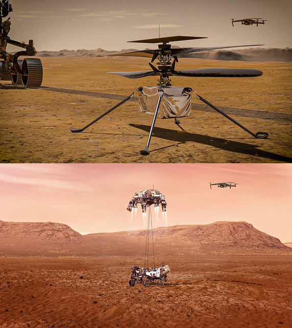Markus the Drone