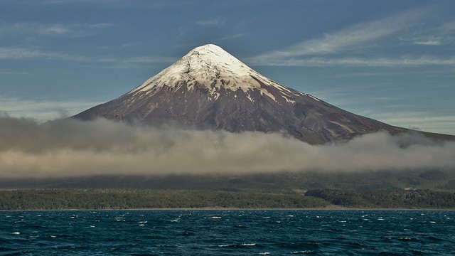 Osorno Volcano, Los Lagos, Chile