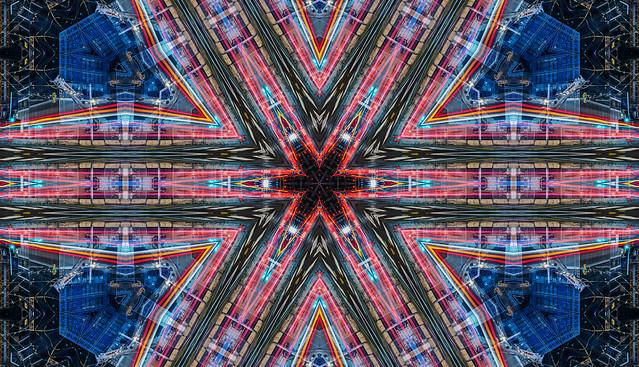kaleidoscopic tilt