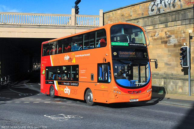 Go North East   6090