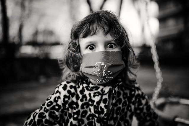 Masked childhood. 2021 On Explore, 1 marzo 2021.
