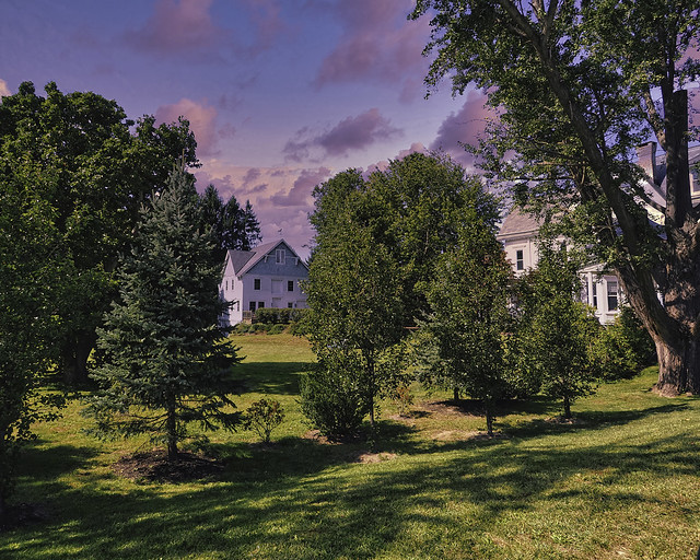 Country Living In New Jersey