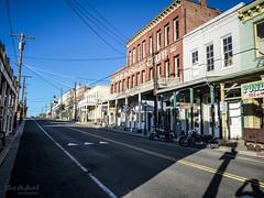 C Street Virginia City Nevada