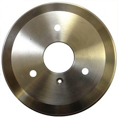 rear brake drums pair for Smart Roadster and Fortwo 450