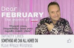 February #monthoflove #thankyou #untilwemeetagain