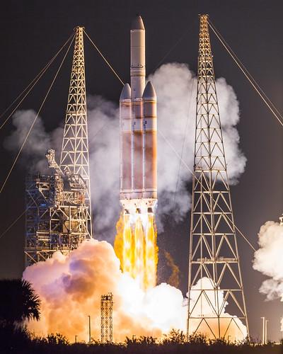 NROL-44 Launch