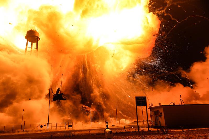 Orb-3 Launch