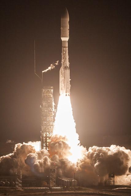NROL-42 Launch