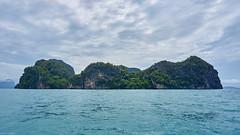 Rock Islands view