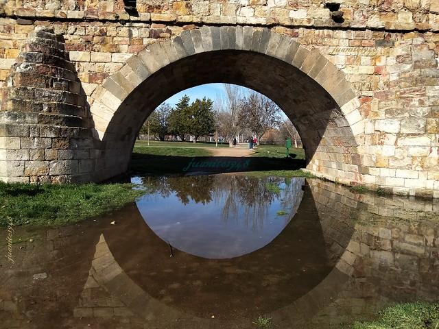 Salamanca. Puente Romano.