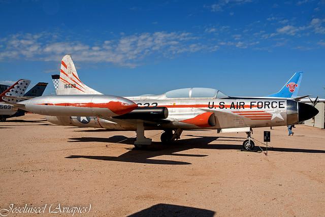 Cold War warriors: F-94C Starfire