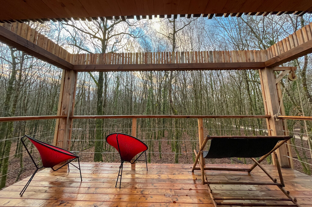 Jacuzzi_Loire Valley Lodge