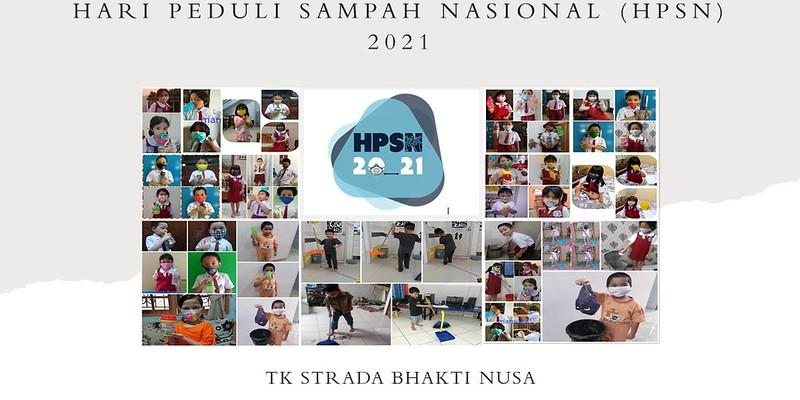 Hari Peduli Sampah Nasional (HPSN) 2021