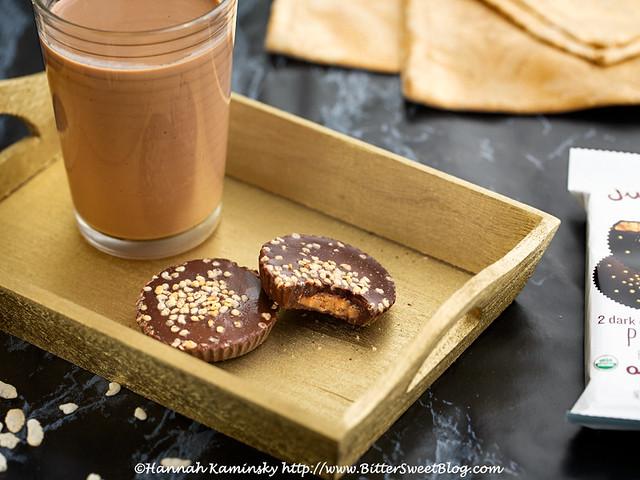 Justin's Crunchy Quinoa Peanut Butter Cups