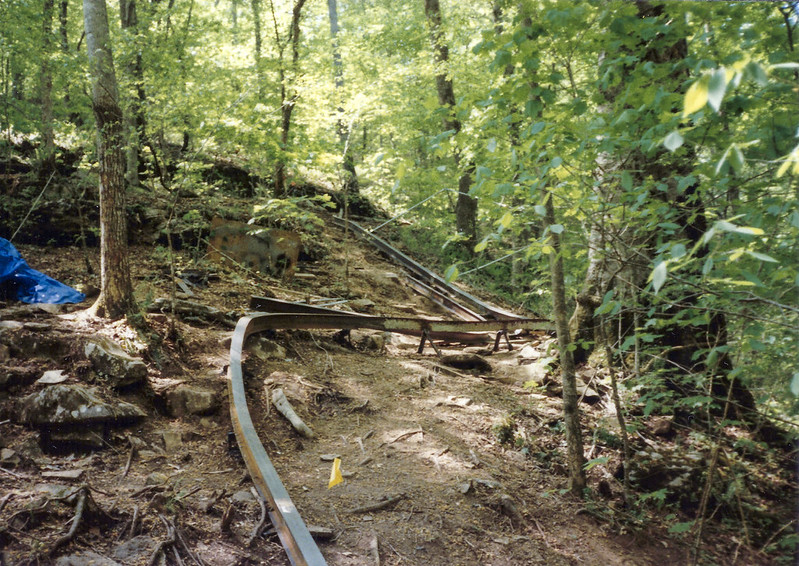 Jungle Book Filming, Lost Creek area, White County, Tennessee 5