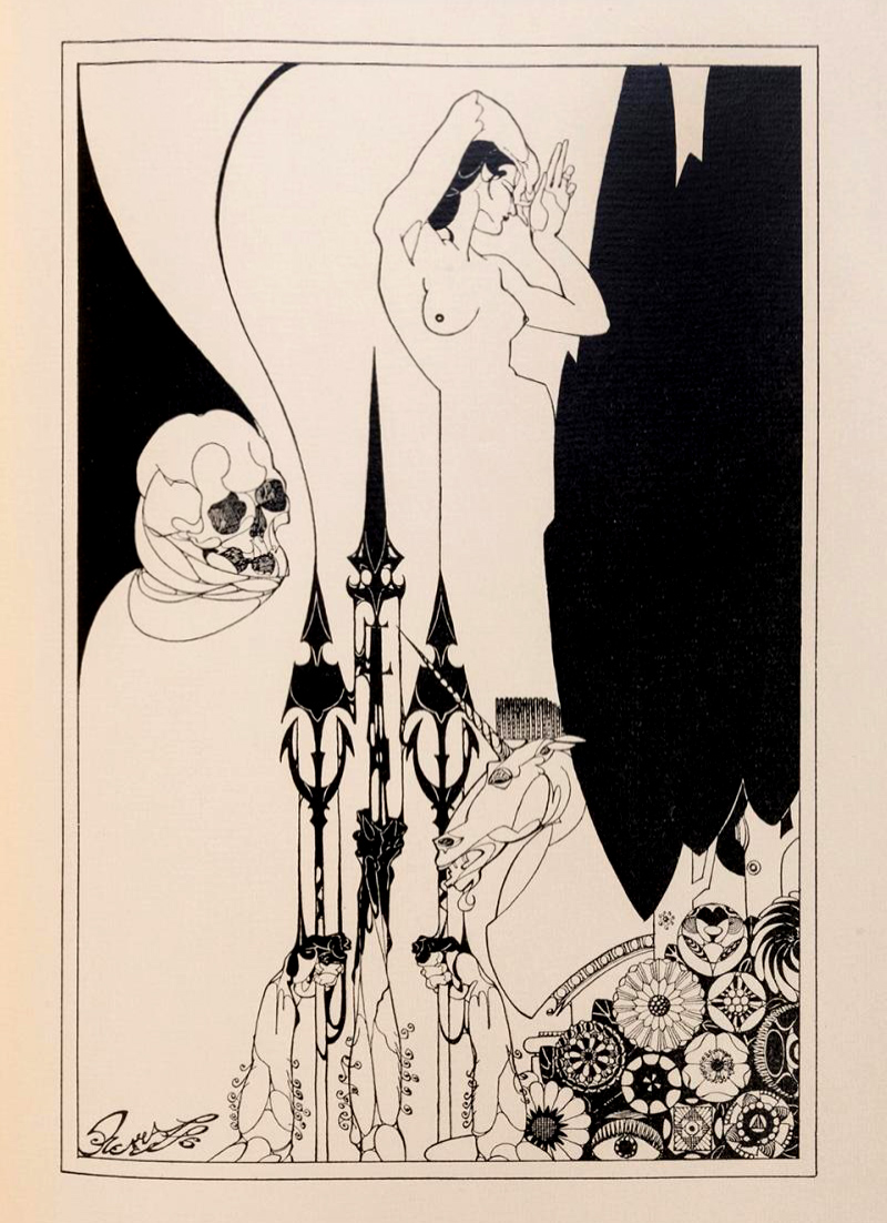 """Robert Stewart Sherriffs - Illustration from """"The Life and Death of Tamburlaine the Great"""" by Christopher Marlowe, 1930, 2"""