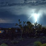 10. Mai 2020 - 20:31 - Lightning storm 5 May 2020 - Dolan Springs Arizona