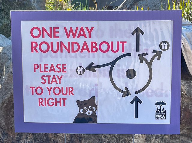 One Way Roundabout