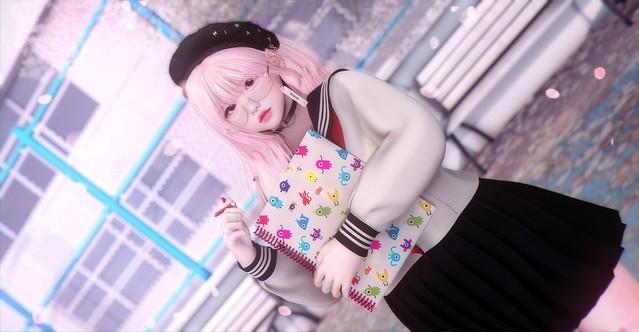 「dream girl」♡