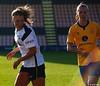 Rianna Dean (Tottenham); Rikke Sevecke (Everton)