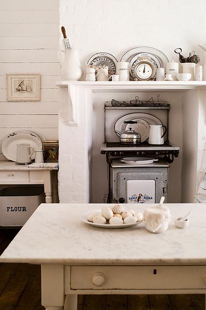Provençal Kitchen Hearth
