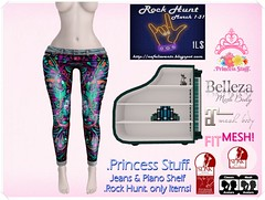 The Rock Hunt  .Princess Stuff. Huntgifts!