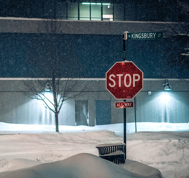 Winter Storm II, III