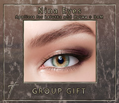 Tville - Nina Eyes GROUP GIFT