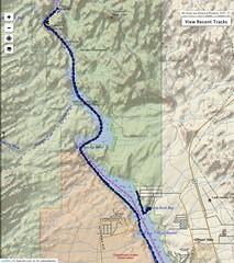 Topock Gorge Track