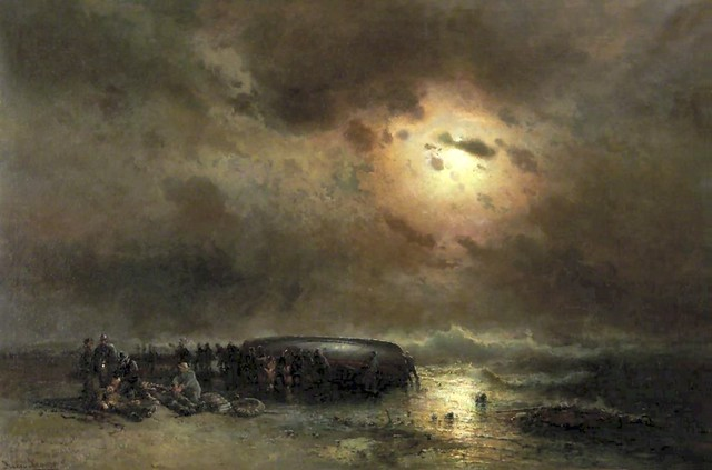 krause, franz emile - The Wreck of the 'Eliza Fernley'